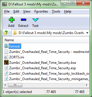 FOMM and FOMODs for Dummies 1: Installing Mods « Zumbs' Blog