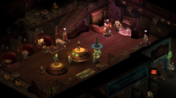 Shadowrun Returns location