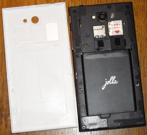 Picture of the other half and back side of Jolla.